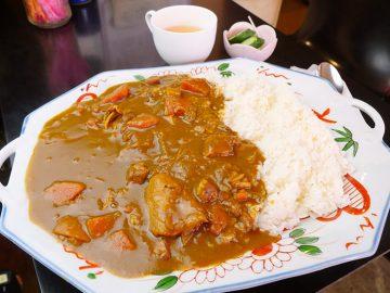 約1.2kg! 西浅草の喫茶店『ピーター』のデカ盛りすぎる「カレーライス(大盛)」を実食