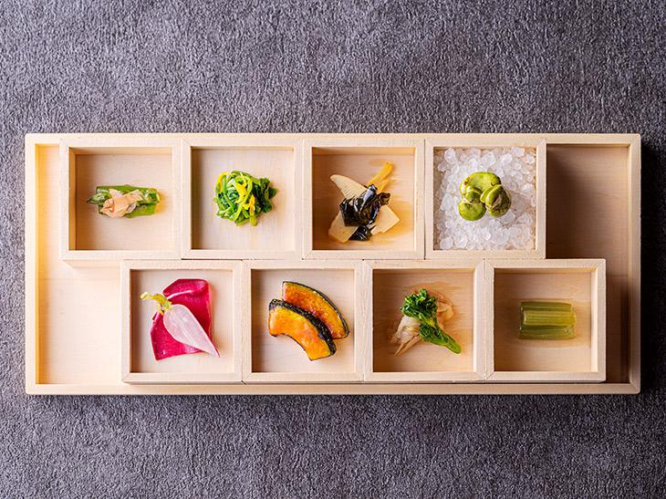 東銀座駅すぐ! 和食ダイニング『ZEN HOUSE』で味わえる「現代里山料理」って何?