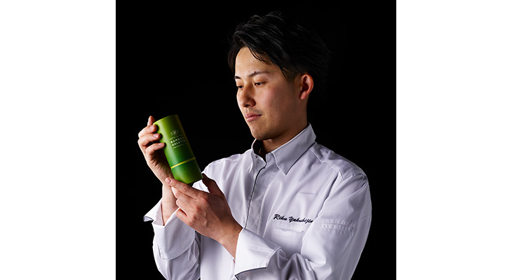 「Bamboo Galette」を手掛けた薬師寺陸シェフ