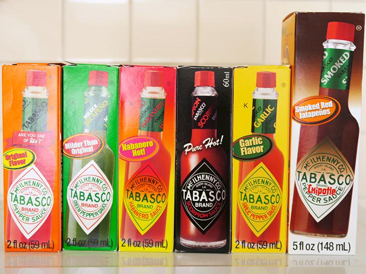 ただ辛いだけじゃない! 「タバスコ」シリーズ6種類を全部味わってみた