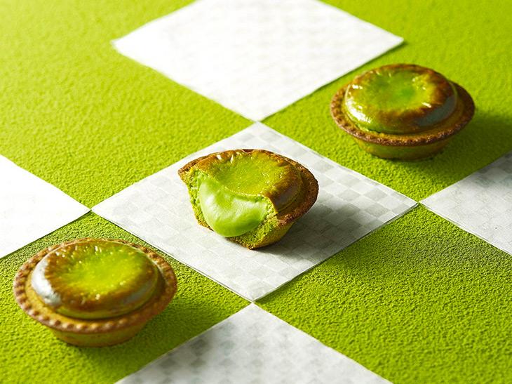 新緑の季節にぴったり! BAKEから大人気スイーツ「抹茶チーズタルト」が登場