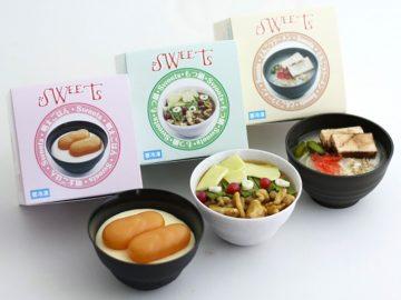 とんこつラーメンがお菓子に!? 福岡限定の「スイーツ食堂」が面白すぎる!