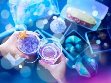 """ロマンチックすぎる! 月面でお酒が楽しめる""""プラネタリウム・バー""""(有楽町)とは?"""