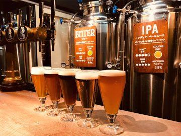 浅草でクラフトビールならここ! 醸造所併設パブ『浅草ビール工房』の魅力とは?