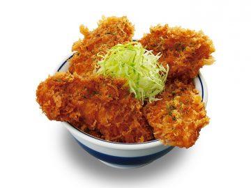 タレカツ丼 649円