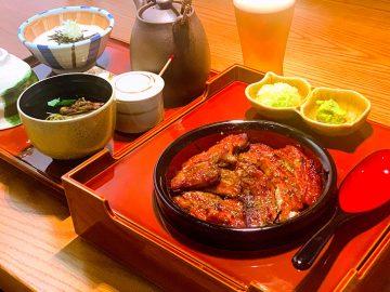 浜松一の老舗鰻専門屋『中川屋』で名物「うなぎとろろ茶漬け」を食べてきた
