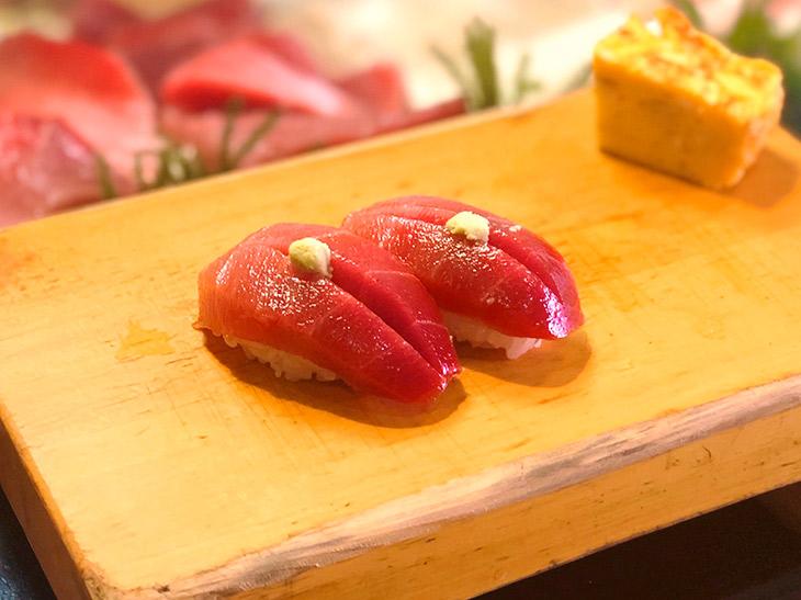 千円札2枚で江戸前寿司が楽しめる十条の名店『かわなみ鮨』がスゴい