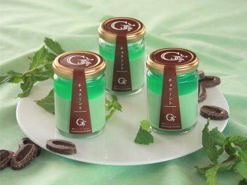 野菜ソムリエが本気で作る無農薬ミント使用の「チョコミントプリン」に注目!