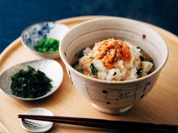 鮭好きはストックすべし! AKOMEYA TOKYO×新潟加島屋の「だし茶漬」が最高に美味!