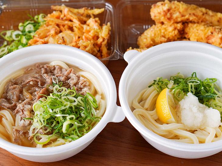 『丸亀製麺』のうどんを最高に美味しくテイクアウトする方法とは?