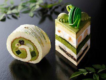 抹茶スイーツ好きは必食!『パティスリーSATSUKI』の「新edo抹茶ショートケーキ」とは?