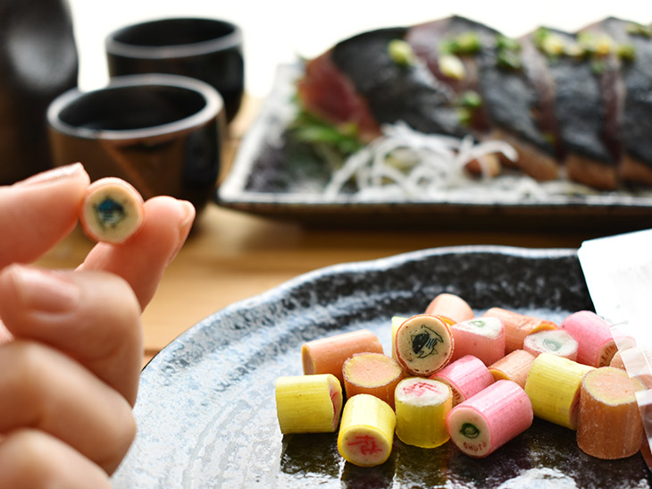キャンディ専門店が本気で作った、日本酒に合う「おつまみキャンディ」とは?