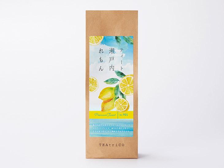 「ティート瀬戸内れもん(50g)」880円(税抜)