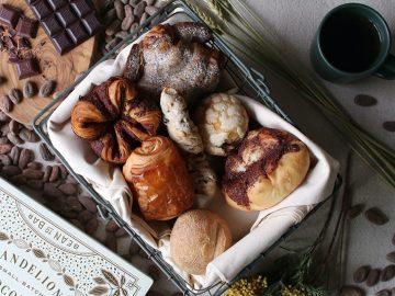 チョコ専門店『ダンデライオン』がカカオの魅力が詰まった「手作りパンセット」を販売