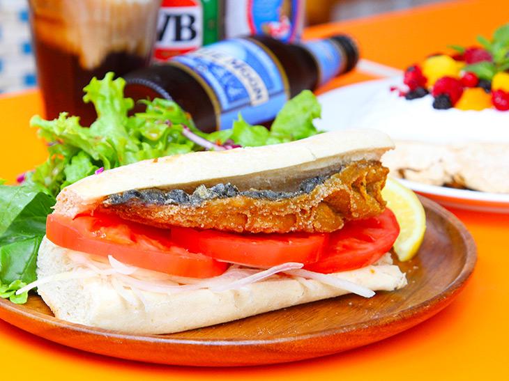 3ステップで超簡単! トルコ・イスタンブール名物「サバサンド」のレシピ