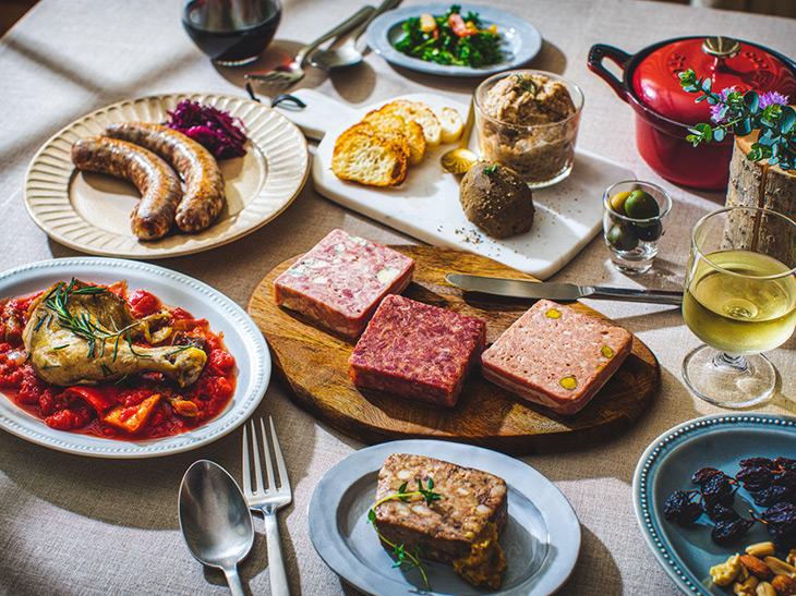 家で本格ジビエ料理を楽しもう! 人気ビストロ『Bistro plein』がオンラインショップを開設