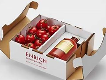 「エンリッチ」ミニトマト 画像