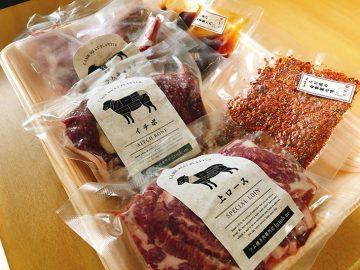 小分けで真空パックされて居る肉が並ぶ姿はやはり、気分が上がります。
