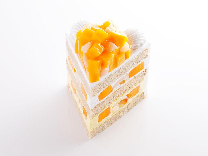 1日20個限定! 1ピース3800円の超高級マンゴーケーキが連日完売のワケ