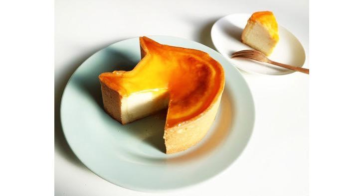 「ねこねこチーズケーキ」(11cm/475g)1800円(税別)