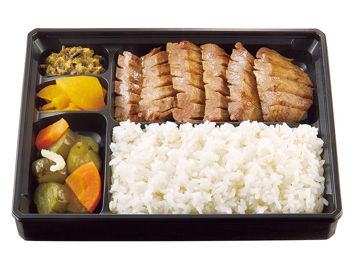 第4位|『牛たん かねざき』の「厚切り牛たんステーキ弁当」2000円