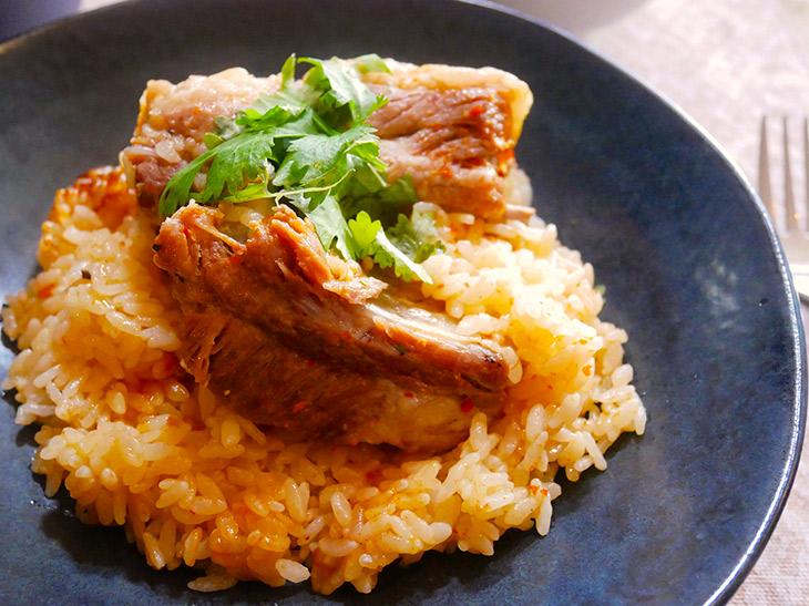 電気圧力鍋「Re・De Pot」を使ってみたら、炒飯も煮込みもレストラン並みの仕上がりになった!