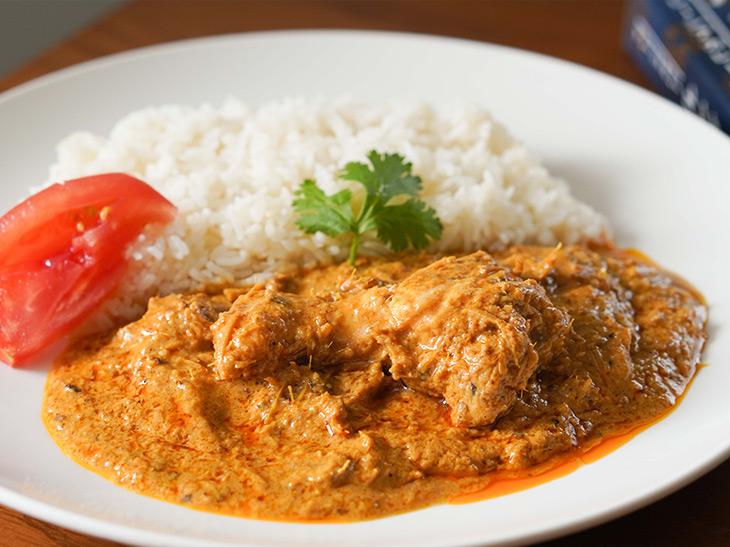 荻窪のマレーシア料理の名店『馬来風光美食(まらいふうこうびしょく)』のレトルトカレー「ルンダン」
