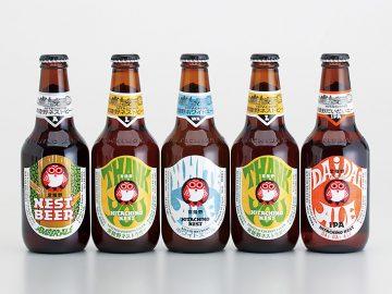 「父の日限定 常陸野ネストビール5本セット」は2409円