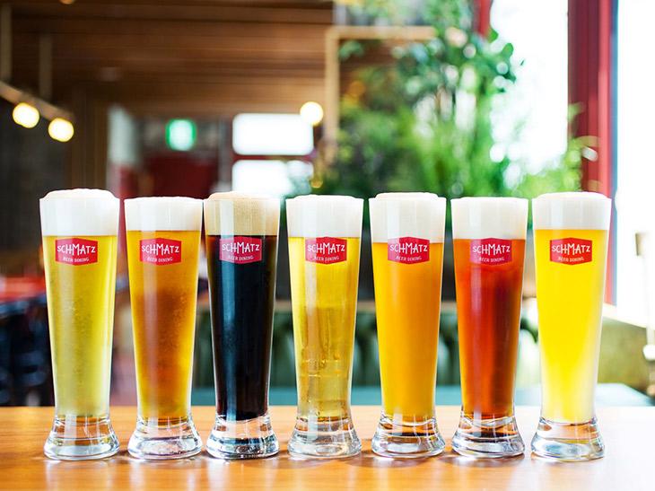 人気クラフトビール店が手掛けるビアガーデン「シュマッツBBQ Prost!!」が池袋に登場!