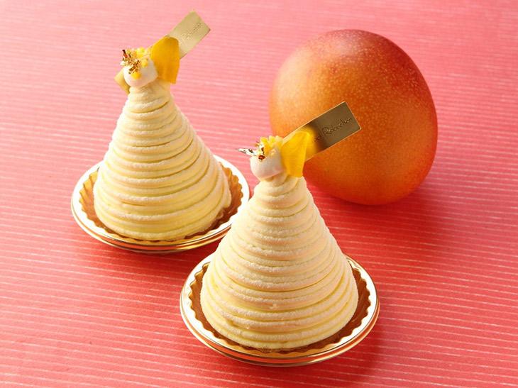 暑い季節に食べたい『ジョエル・ロブション』の夏限定モンブランとは?