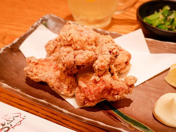 からあげの聖地・中津仕込みの絶品からあげ&鶏天を『くすお』(新橋)で食べてきた