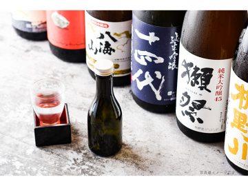 利酒師が厳選! 小田急沿線の『つゞらお』『わらびや』で日本酒を量り売り