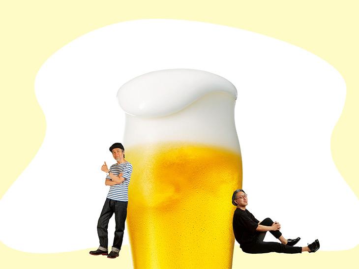 『食楽』と『モノ・マガジン』両編集長が語る! いま改めて求める、ビールの美味しさとは!?