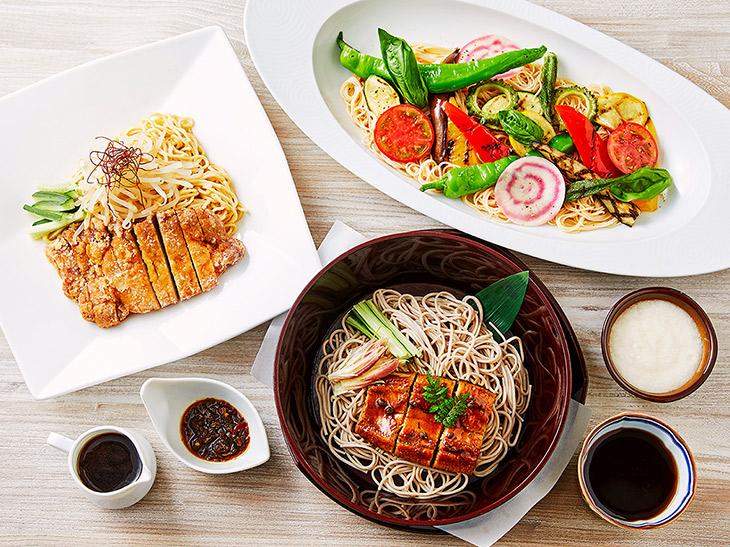 赤坂に夏の麺料理が大集合! 「夏の麺フェア2020」で食べたい「絶品麺料理」3選