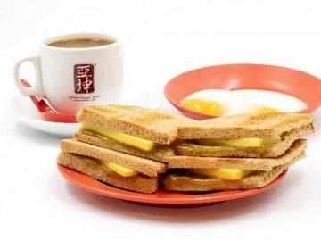 シンガポールの定番朝食「カヤ トースト」の専門店『ヤ クン カヤ トースト』が日本初上陸!