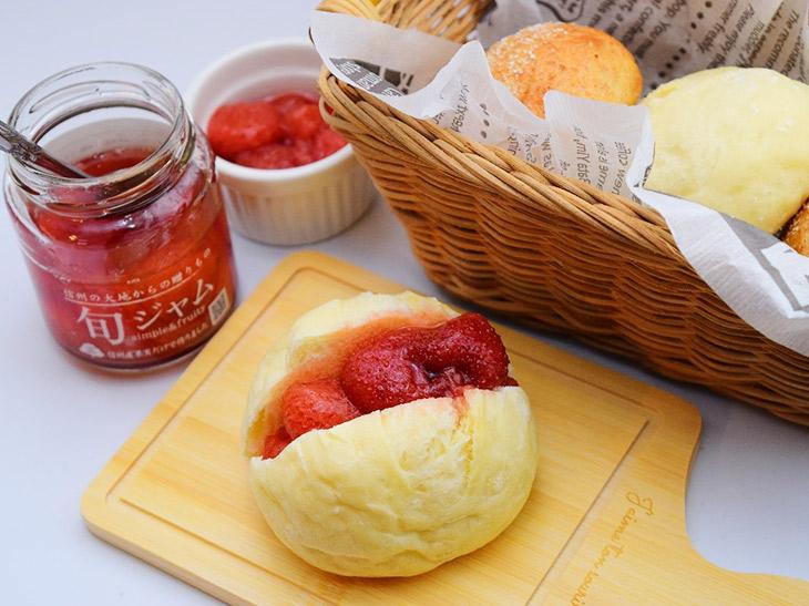 日本一パンに合う「旬ジャム いちご」をお取り寄せしてみたら感動級の美味しさだった