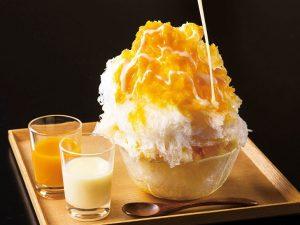『四代目氷屋徳次郎』の絶品かき氷が東武ホテルレバントで食べられるって知ってた?