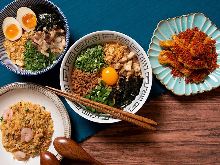 テレビで話題のゴーストレストラン『WE COOK』の各国料理がおうちで楽しめる!