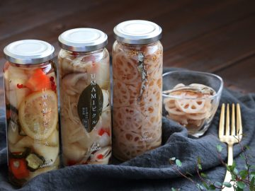 出汁屋が本気で作った、かつお節とビネガー香る「和風ピクルス」とは?