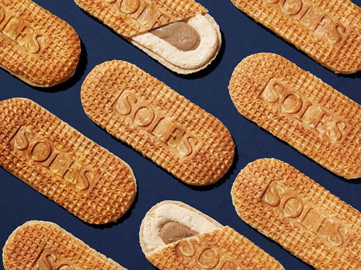 東京土産の新定番となるか? バターゴーフレット専門店『SOLES GAUFRETTE』が東京駅に誕生
