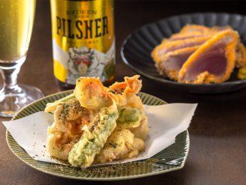 レアなクラフトビールと絶品料理が味わえる『ヤオロズクラフト』が五反田にオープン!