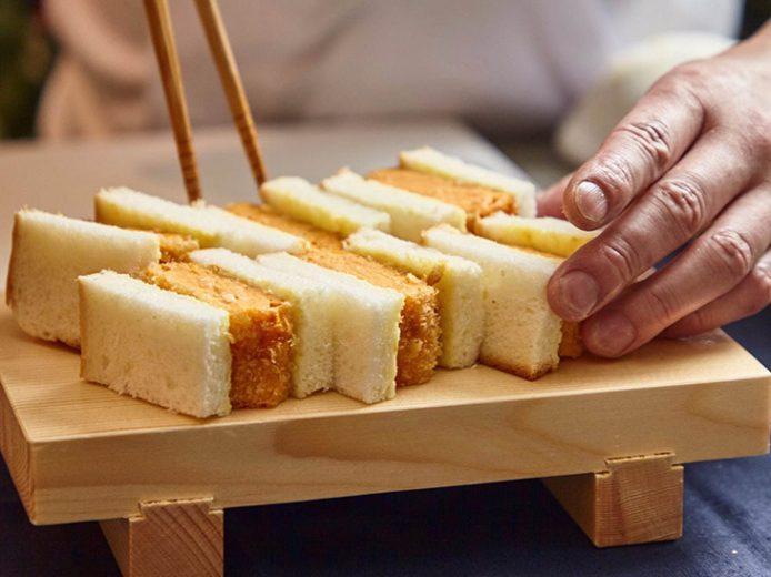 大阪土産の新定番!? だし巻き揚げサンド専門店の「まいてあげる」がオープン