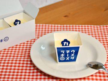 大阪の新名物! ウメダチーズラボの「スプーンで食べるチーズケーキ」がネットで買える