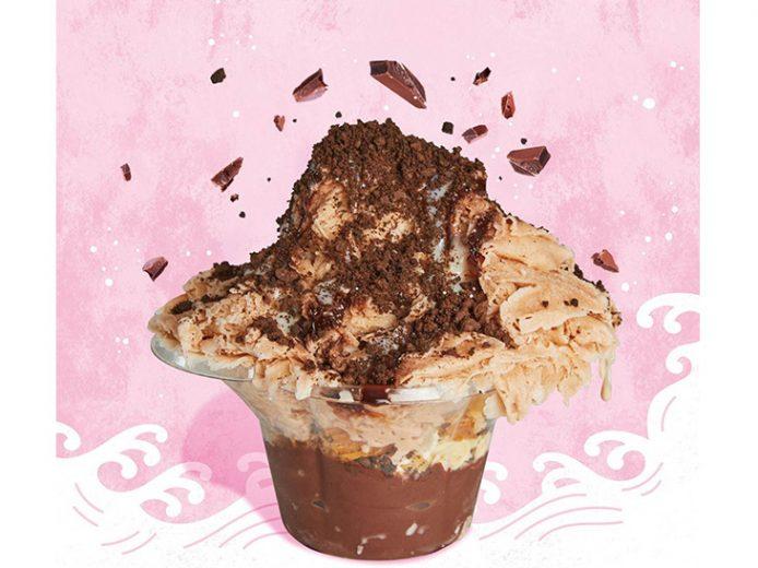 濃厚チョコレート専門店『ソコラ』の水を使わない100%チョコの「かき氷」とは?