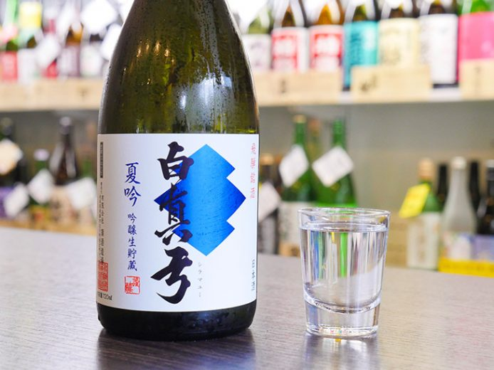 アルコール度数16%。日本酒度+3。720ml 1426円