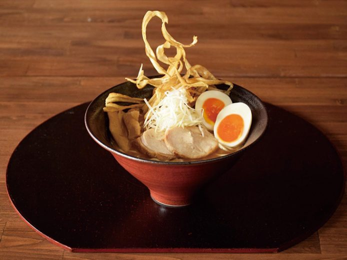 京都で行列の絶えない濃厚鶏白湯ラーメン『麺処むらじ』が通販開始!