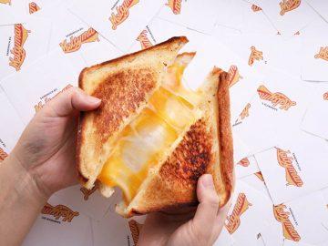 休日だけ営業する幻のグリルドチーズサンドイッチ専門店『Meltyman』とは?