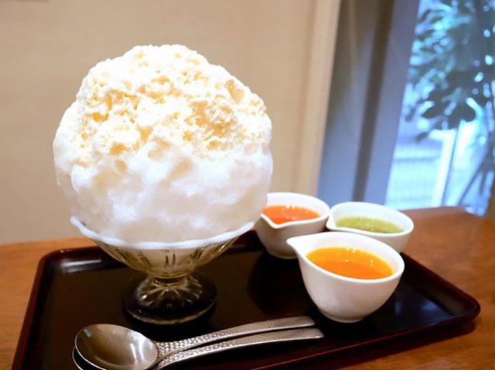 常連だけが知っている『浅草浪花家』の裏メニュー「かき氷」が美味しすぎた