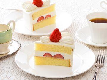 どう変わった? 70年愛される銀座コージーコーナーの「苺のショートケーキ」がリニューアル!