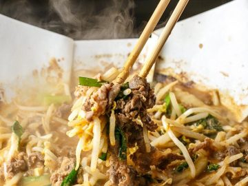 昭和30年から続く謎の羊料理「ホルモサ」を東京・日本橋で食べてきた